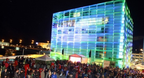 New ARS Electronica Centre