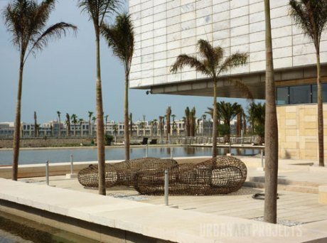 Cycle at KAUST, Sopheap Pich
