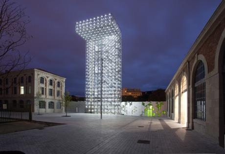 Cité du Design, Saint-Etienne, France by LIN